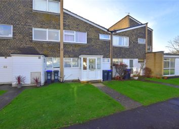 Thumbnail 3 bed terraced house for sale in Laburnum Close, Lancing, West Sussex