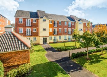 Thumbnail 1 bed flat for sale in Rowsby Court, Pontprennau, Cardiff