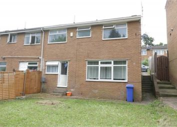 Thumbnail 3 bedroom end terrace house for sale in Whiteways Grove, Sheffield