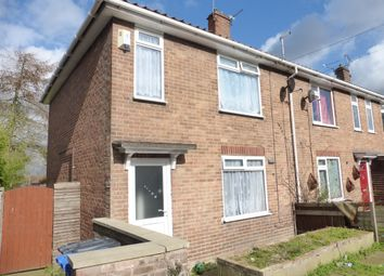 Thumbnail 3 bed end terrace house for sale in Clarkson Road, Norwich