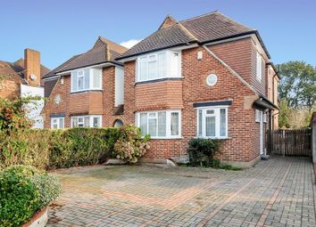 Thumbnail 4 bed link-detached house for sale in Blakes Avenue, New Malden