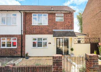 Thumbnail 3 bedroom end terrace house for sale in High Road, Wormley, Broxbourne