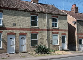 Thumbnail 3 bed terraced house to rent in Bury Road, Brandon