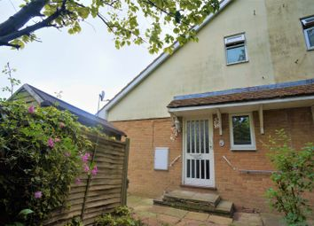 Thumbnail 1 bed end terrace house to rent in Dorchester Close, Cliffe Woods, Rochester