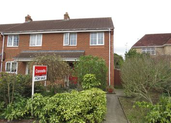 Thumbnail 3 bedroom end terrace house for sale in Rodway Close, Trowbridge