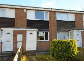 Thumbnail 2 bedroom terraced house to rent in Balmoral Close, Bedlington