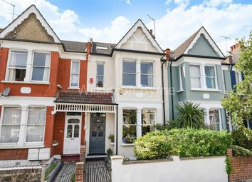 Thumbnail 4 bed terraced house for sale in Natal Road, London