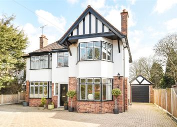 Thumbnail 4 bedroom detached house for sale in Droitwich Road, Worcester