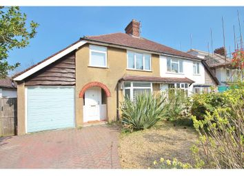 Thumbnail 4 bedroom semi-detached house to rent in Bowness Avenue, Headington