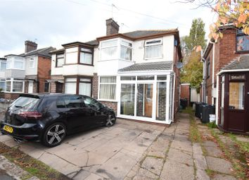 Thumbnail 3 bed semi-detached house for sale in Stow Grove, Hodge Hill, Birmingham