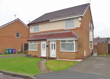 Thumbnail 3 bed semi-detached house for sale in Foxglove Close, Fazakerley, Liverpool