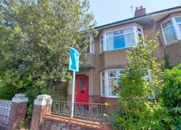 Thumbnail 3 bed semi-detached house for sale in Abbott Road, Winton, Bournemouth