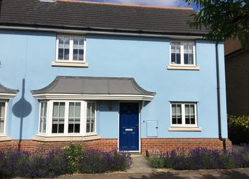 Thumbnail 3 bed end terrace house for sale in Meadow Park, Braintree