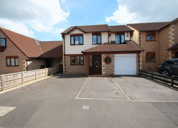 Thumbnail 4 bed detached house for sale in Hempitts Road, Walton, Street
