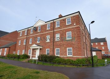 Thumbnail 2 bed flat to rent in Long Roses Way, Birstall, Leicester