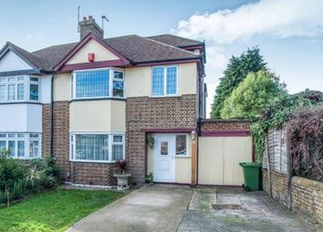 Thumbnail 4 bedroom semi-detached house for sale in Gravel Hill, Bexleyheath, Kent, UK