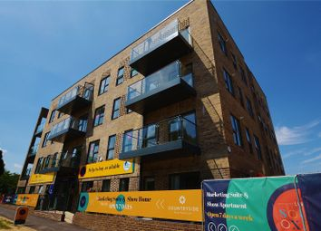 Thumbnail 2 bed flat to rent in Fayer Court, Henbury Way, Watford, Hertfordshire