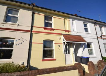 Thumbnail 3 bed terraced house for sale in Broadwater Street East, Broadwater, Worthing, West Sussex