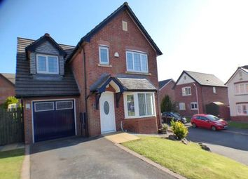 Thumbnail 3 bed detached house for sale in Fern Grove, Whitehaven, Cumbria