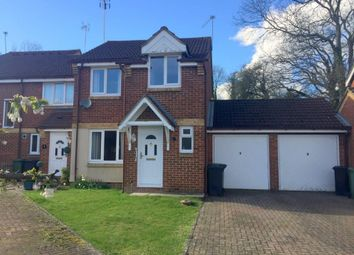 Thumbnail 3 bedroom semi-detached house to rent in Great Oaks Chase, Chineham, Basingstoke