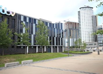 Thumbnail 1 bed flat to rent in The Lightbox, Media City UK, Salford Quays, Greater Manchester