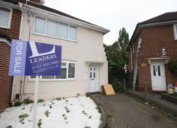 Thumbnail 2 bedroom town house for sale in Playdon Grove, Kings Heath, Birmingham