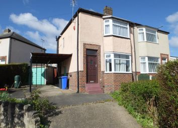 Thumbnail 2 bedroom semi-detached house for sale in Gleadless Avenue, Gleadless, Sheffield