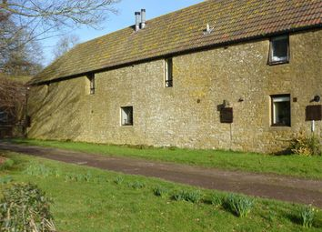 Thumbnail 3 bedroom barn conversion to rent in Montacute