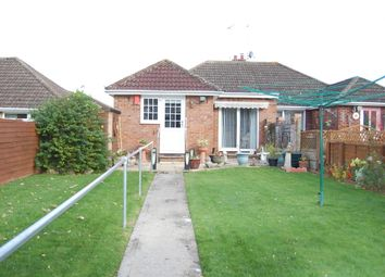 Thumbnail 2 bed semi-detached bungalow for sale in Haydon View Road, Swindon