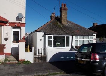 Thumbnail 2 bed bungalow for sale in Macdonald Road, Gillingham