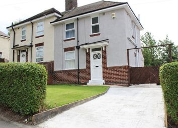 Thumbnail 2 bedroom semi-detached house for sale in Shirehall Road, Sheffield, South Yorkshire