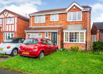 4 bed detached house for sale in Burdons Close, Birmingham B34