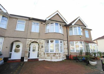 Thumbnail 3 bedroom terraced house for sale in Ashburton Avenue, Ilford, Essex