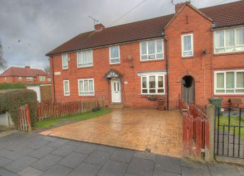 Thumbnail 3 bedroom terraced house to rent in Alder Avenue, Newcastle Upon Tyne