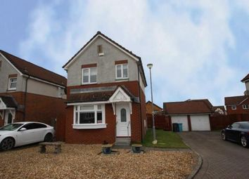 Thumbnail 3 bed detached house for sale in Moorland Drive, Airdrie, North Lanarkshire