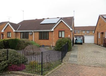 Thumbnail 2 bed bungalow to rent in The Rydales, Hull