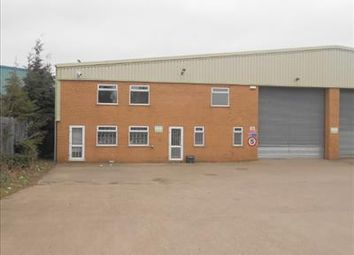 Thumbnail Light industrial to let in Unit 1, Plot 17, Hammond Close, Attleborough Fields Industrial Estate, Nuneaton