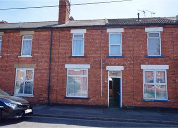 Thumbnail 2 bed terraced house for sale in Peel Street, Lincoln