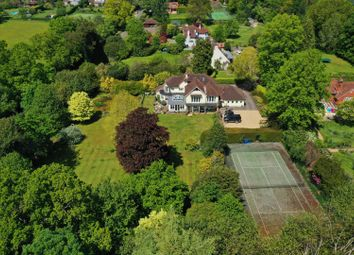 Thumbnail 5 bed detached house for sale in Crest Hill, Peaslake, Guildford, Surrey