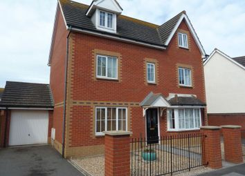 Thumbnail 5 bedroom detached house for sale in Clos Yr Wylan, Barry