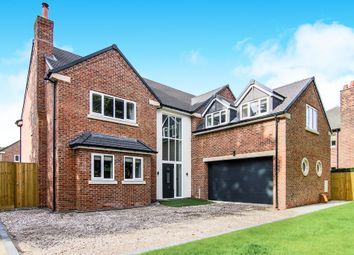 Thumbnail 5 bed detached house for sale in Vyner Road South, Prenton