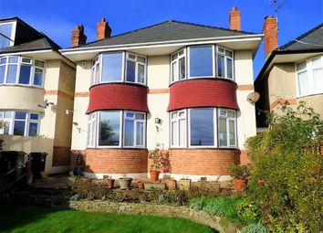 Thumbnail 3 bed detached house for sale in Clearmount Road, Weymouth