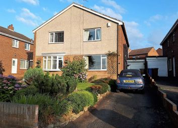 Thumbnail 3 bed semi-detached house for sale in West Avenue, Amble, Morpeth