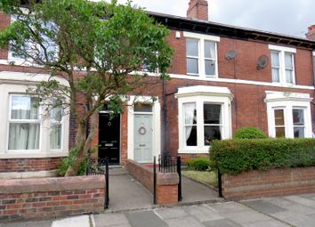 Thumbnail 4 bed terraced house for sale in Bath Terrace, Newcastle Upon Tyne