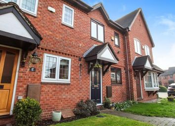 Thumbnail 2 bed terraced house for sale in Croxall Drive, Shustoke, Coleshill, Birmingham