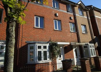 Thumbnail 4 bed terraced house to rent in Stretford Road, Manchester