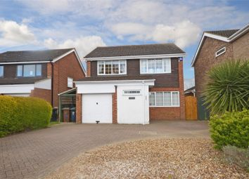 Thumbnail 4 bed detached house for sale in Nichols Way, Raunds, Wellingborough, Northamptonshire