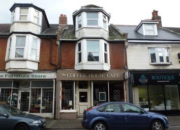 Thumbnail 2 bedroom flat for sale in Christchurch Road, Bournemouth, Dorset