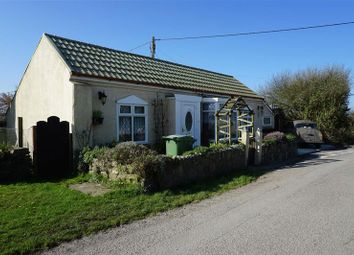 Thumbnail 3 bed bungalow for sale in Tresparrett, Camelford