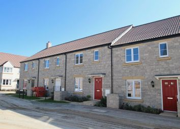 3 bed terraced house for sale in Pearmain Road, Somerton TA11